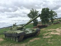 Mondo dei carri armati Immagini Stock Libere da Diritti