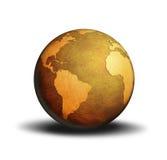 Mondo del globo Immagine Stock Libera da Diritti