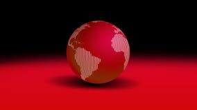 Mondo del globo Immagini Stock