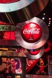 Mondo del museo della coca-cola a Atlanta Georgia U.S.A. Fotografia Stock Libera da Diritti