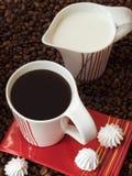 Mondo di caffè Immagini Stock