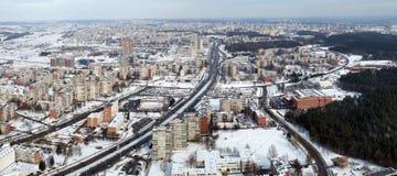 Mondo di inverno Fotografia Stock