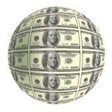 Mondo finanziario Fotografie Stock Libere da Diritti