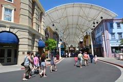 Mondo la Gold Coast Queensland Australia di film Fotografia Stock