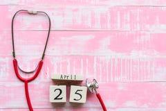 Mondo MALARIA giorno 25 aprile, sanità e concetto medico Fotografia Stock
