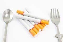 Mondo nessun giorno del tabacco Immagini Stock Libere da Diritti