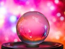 Mondo trasparente astratto Fotografie Stock