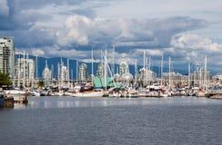 Mondo Vancouver di scienza Fotografia Stock