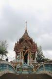 Mondop en el tadong del wat Foto de archivo