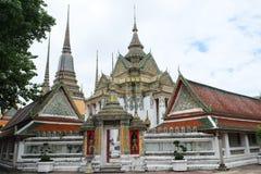 Mondop, Wat Po Vimonmangkalaram fotografia royalty free