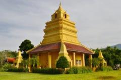 MondopMandapa Si Po Chai, περιοχή NA Haeo, επαρχία Loei, Ταϊλάνδη Wat Στοκ Φωτογραφίες