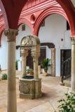 Mondragon Palace, Ronda Stock Image