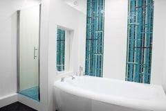 A mondren bathroom Royalty Free Stock Image