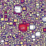 Mondrian Royalty Free Stock Image