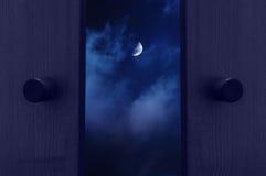Mondschein Stockbilder
