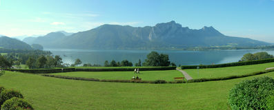 Mondsee Photos stock