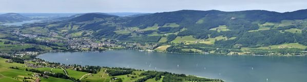 Mondsee Images stock
