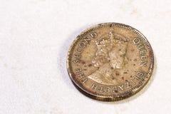 Moneda china antigua fotos de archivo libres de regalías