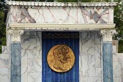 Moneda de Caesar Fotos de archivo libres de regalías