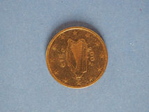 moneda de 50 centavos, unión europea, Irlanda Imagenes de archivo