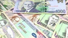 moneda de 4k Jamaica - concepto de las actividades bancarias y de la estabilidad económica