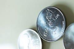 Moneda de la edición especial de RUSIA 2018 del MUNDIAL de la FIFA de 25 rublos de valor Foto de archivo