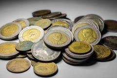 Moneda de Tailandia Imagen de archivo