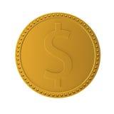 Moneda del dólar imagenes de archivo