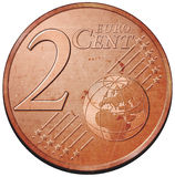 Moneda euro Stock de ilustración