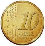 Moneda euro Ilustración del Vector