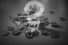 Moneda extranjera Foto de archivo