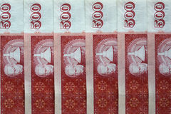 Moneda islandesa Imagenes de archivo