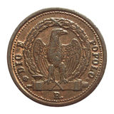 Moneda italiana Imagenes de archivo