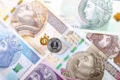 Moneda polaca del zloty