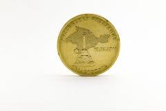 Moneda rusa Fotos de archivo