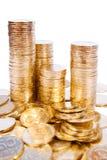 Monedas. Foto de archivo libre de regalías