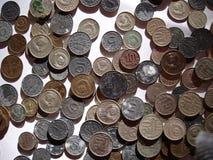 Monedas Imagenes de archivo