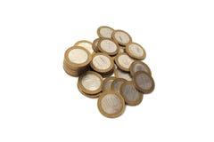 Monedas conmemorativas diez-RF Imagen de archivo