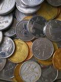 Monedas de China imagenes de archivo