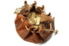 Monedas de oro de Vreneli imágenes de archivo libres de regalías