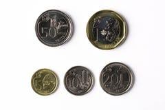 Monedas de Singapur