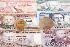 Monedas del Peso colombiano