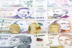 Monedas del Peso uruguayo