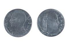 Monedas italianas Imagen de archivo