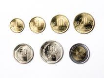 Monedas peruanas