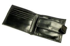 Monedero vacío Imagen de archivo