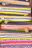 Monederos coloridos Foto de archivo libre de regalías