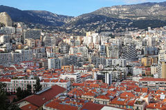 Moneghetti Monaco Royalty Free Stock Images