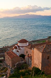 Monemvasia Royalty Free Stock Photography