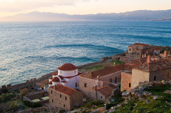 Monemvasia Stock Images